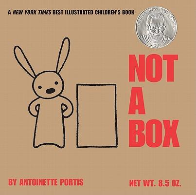Not a Box By Portis, Antoinette/ Portis, Antoinette (ILT)